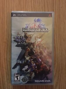 Final Fantasy - The War of the Lions for PSP