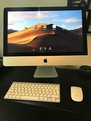 "Apple iMac A1418 21.5"" Desktop - ME086B/A (late 2013) segunda mano  Embacar hacia Mexico"