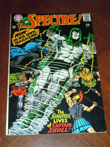 SPECTRE #1 (1967)  FINE+ cond. (6.5) MURPHY ANDERSON  Higher Grade!