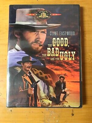 THE GOOD, THE BAD AND THE UGLY- BRAND NEW- Clint Eastwood,