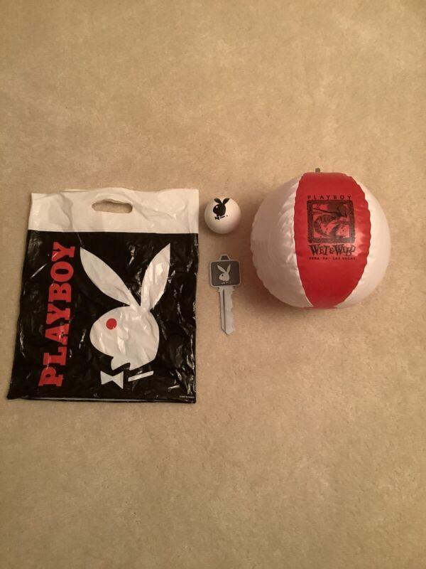 Playboy Club Collectors Items Bunny Playmate Femlin Hefner