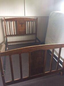 Antique Double Bed Bunbury Bunbury Area Preview