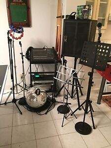 Music Equipment for sale