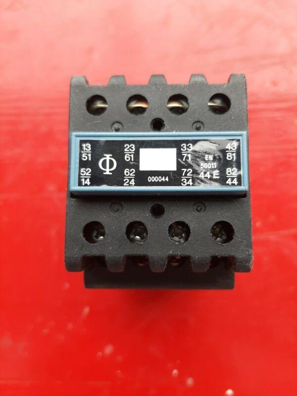 Kraus&Naimer S15 00,16 Amp 600 V Heavy Duty Contactor!