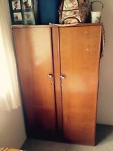 Wooden Cabinet West Ryde Ryde Area Preview