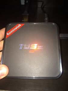 T95m Quad core 4K Kodi TV Box