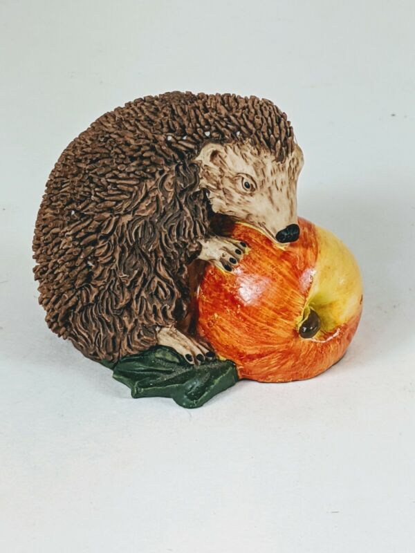 Ceramic Hedgehog Figurine - Cuggly Wugglies Collection