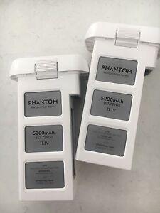 DJI phantom 2 vision plus batteries Noosa Heads Noosa Area Preview