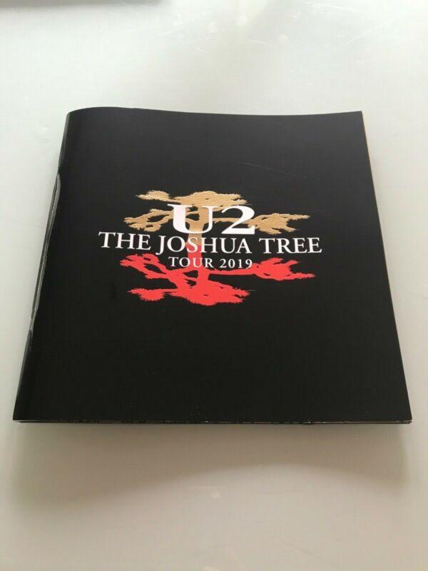 U2 The Joshua Tree Tour 2019 Japanese Tour Programme/Book NEW