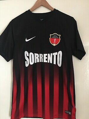 Sorrento Calcio FC Nike Home Football Shirt Jersey 2016/17 Medium **Excellent** image