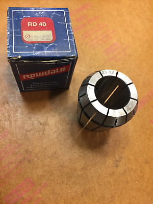 Rewdale Rd 40 Collet Rd40 Size 22-23mm Cnc Drilling Tapping
