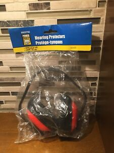 Power Fist Hearing Protectors Industrial Sports Ear Muffs