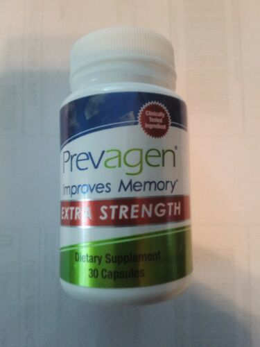Prevagen Extra Strength 30 Capsules Free Shipping!!!