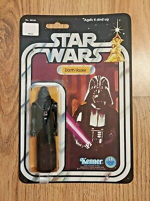 Kenner Star Wars Vintage Action Figure - Darth Vader ANH 1977 L.F.L.
