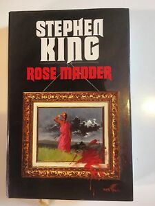 Roman Stephen King; Rose Madder