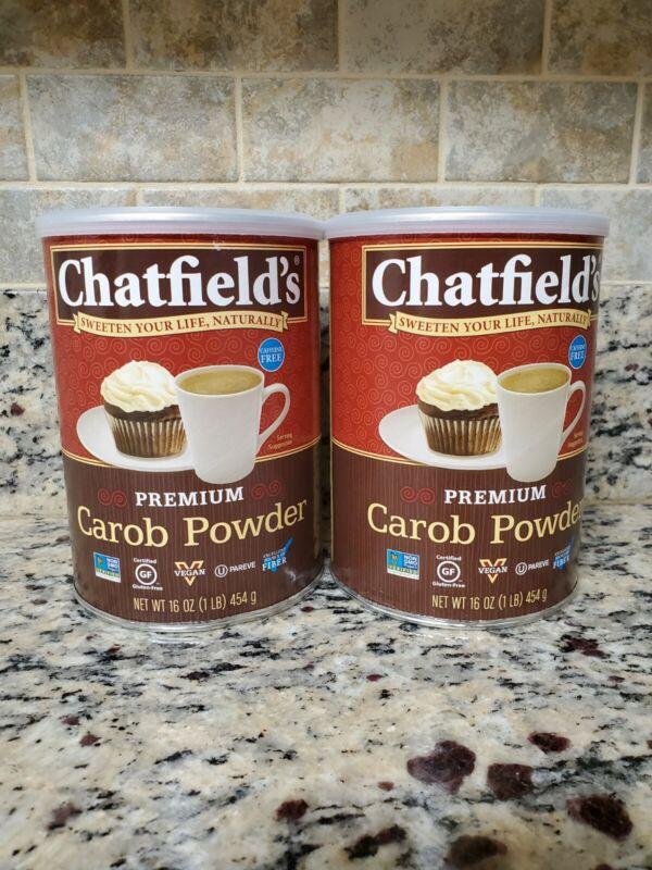 Chatfields Carob Powder