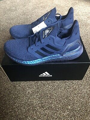 Adidas Ultraboost 20 Space Race 8UK BNIBWT Running Shoes