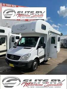 Mercedes 6 Berth AUTO Motorhome North St Marys Penrith Area Preview