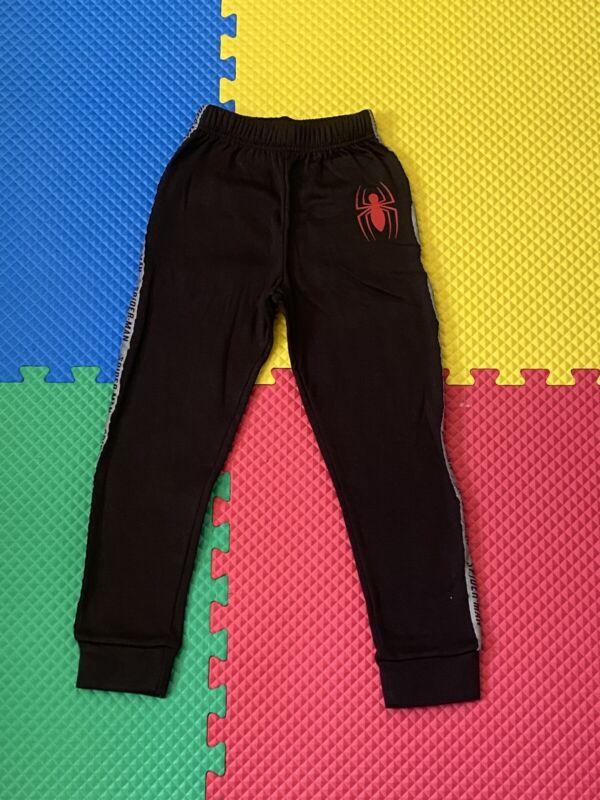 Boy clothes Spiderman sweatpants size 5/6