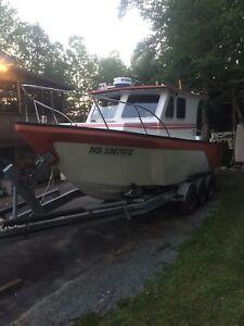 25' boat
