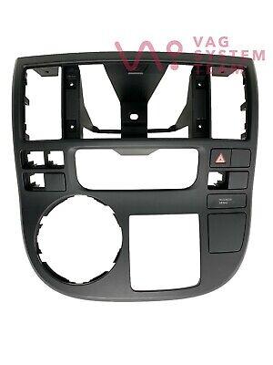Dashboard-radio (VW Bus T5 Multivan Facelift Zentrale Konsole Radio Navi Blende Dashboard #200)