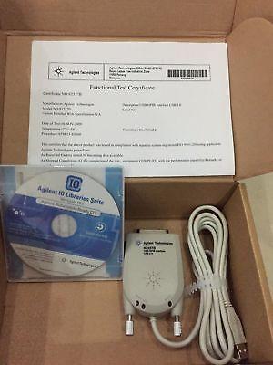 New In Box Hp Agilent 82357b Usb-gpib Interface High-speed Usb 2.0cd