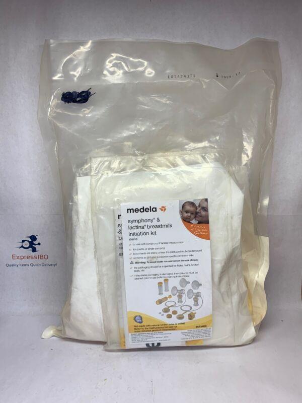 (AW1) Medela Symphony Lactina Breastmilk Initiation Kit Sterile NEWSEALED 67340S