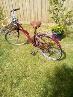 Xds vintage ladies bike