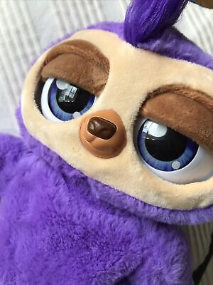 Electronic Toy Pets Alive - Fifi the Flossing Sloth Still Working Dances Music