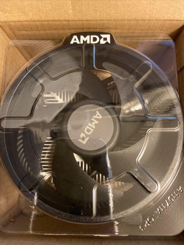 AMD AM4 Wraith Stealth Ryzen Socket Cooler Heatsink Fan 712-000046 Rev: C