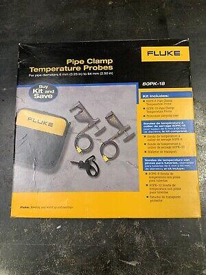 Fluke 80pk-18 Temp Probe Kit-20 To 300 Deg F