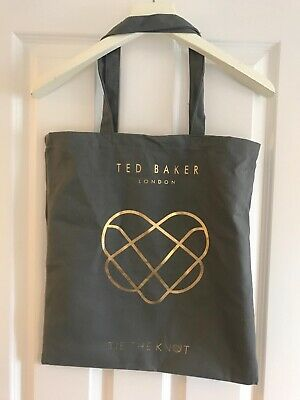 Ted Baker Grey Tote Bag