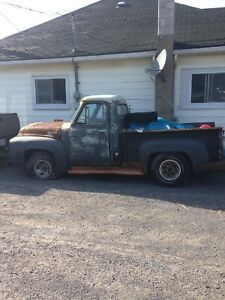 54 F100 & 69 COUGAR FOR TRADE