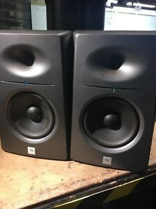 JBL unpowered monitors (pair)