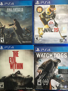 Ps4 games on special prices