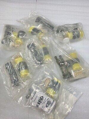 Ms3406dj18a1d Military Connectors Backshell Pins 5935-01-133-1622   B1