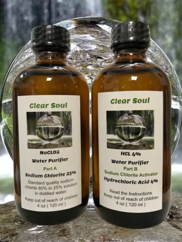 Clear Soul Water Purification Solution