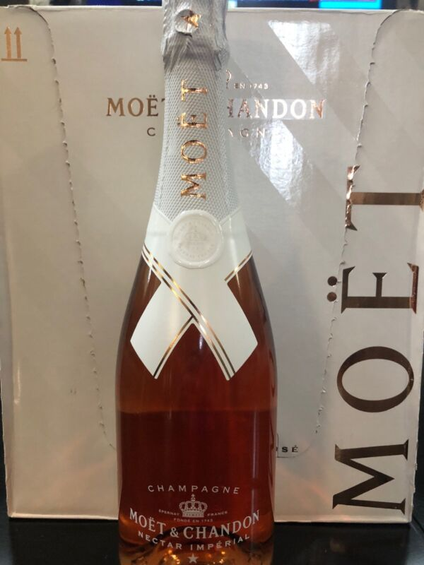 Offwhite X Rose Chandon Imperial Nectar