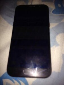 Samsung a5 slightly damaged for trade for an IPhone