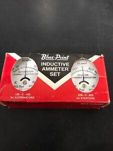 Blue-Point Inductive Ammeter Set