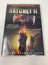 Hatchet 2 Uncut