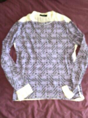 Mens Versace T Shirt Size Medium X2