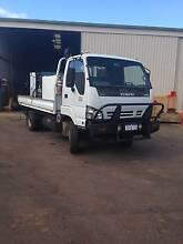 Isuzu NPS 300 4x4 Welding truck West Perth Perth City Preview