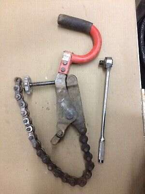 Ridgid Pipe Cutter Ratchet 226 Soil In-place Cast Iron Snap Cutter