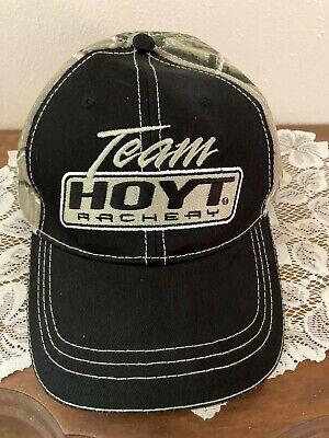 SAWTOOTH CAP #1444040 NEW HOYT ARCHERY HAT