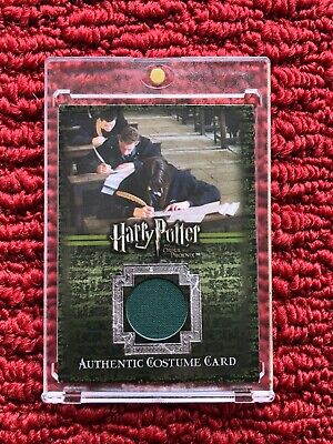 Authentic Harry Potter Costumes (Harry Potter OOP Slytherin School Robes Authentic Costume Card C13 /560)