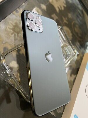 Mint Condition Apple iPhone 11 Pro - 256GB - MidnightGreen (Unlocked)