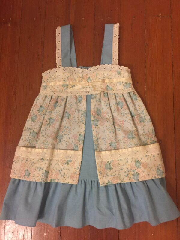Girls Vintage Dress Size 6