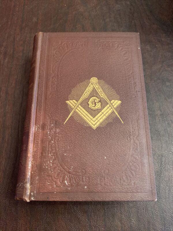 General History, Cyclopedia and Dictionary of Freemasonry Hardcover 1873
