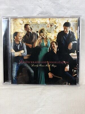 Alison Krauss and Union Station CD Lonely Runs Both Ways